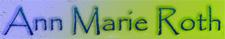 Ann Marie Roth logo
